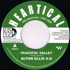 Alton Ellis - Peacefull Valley