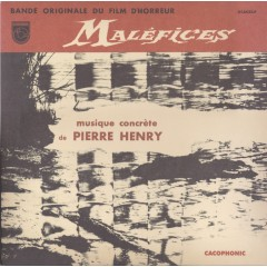 Pierre Henry - Maléfices
