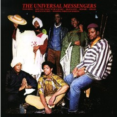 Universal Messengers - An Experience In The Blackness Of Sound