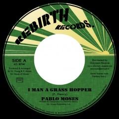 Pablo Moses - I Man A Grass Hopper