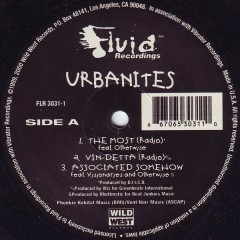 Urbanites - The Most / Vin-Detta / Associated Somehow