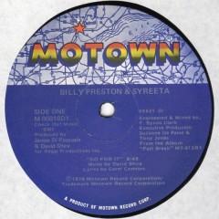 Billy Preston & Syreeta - Go For It