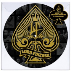 Lord Finesse - Keep The Crowd Listening (Remix)