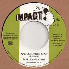 Sabrina Williams - Just Another Man