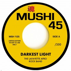 Lafayette Afro Rock Band / The Outlaw Blues Band - Darkest Light / Deep Gully
