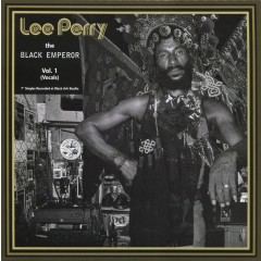 Various - Lee Perry The Black Emperor Vol.1 (Vocals)