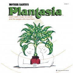 Mort Garson - Mother Earth's Plantasia (Green Vinyl)