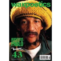 Waxpoetics # 43
