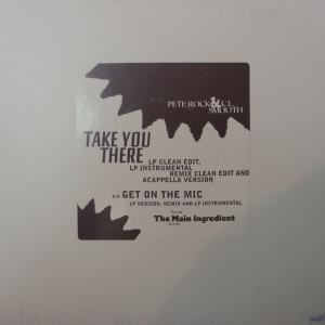 Pete Rock & C.L. Smooth - Take You There / Get On The Mic