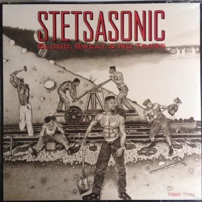 Stetsasonic - Blood, Sweat & No Tears