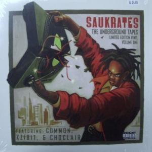 Saukrates - The Underground Tapes Vol. 1