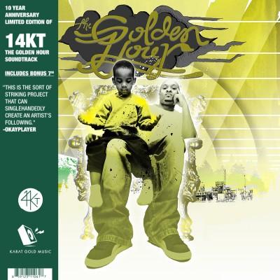 """14KT - The Golden Hour Soundtrack (2LP+7"""")"""