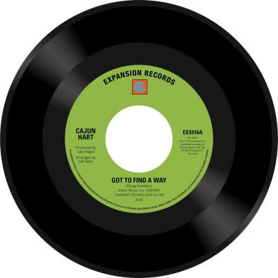 Cajun Hart - Got To Find A Way/Lover's Prayer (Reissue)