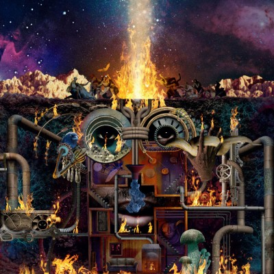 Flying Lotus - Flamagra (Limited Pop-Up Deluxe Edition)