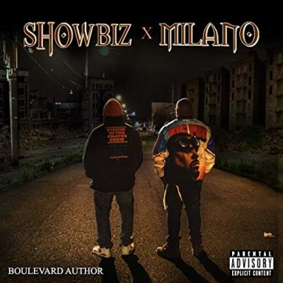 Showbiz & Milano - Boulevard Author
