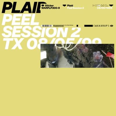 """Plaid - Peel Session 2 (12""""+MP3)"""