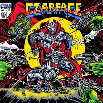 Czarface (Inspectah Deck&7L&Esoteric) - The Odd Czar Against Us