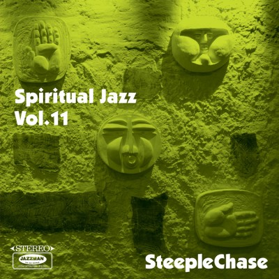 Various - Spiritual Jazz Vol.11: SteepleChase