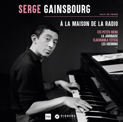 Serge Gainsbourg - A La Maison De La Radio (Pink Vinyl Reissue)