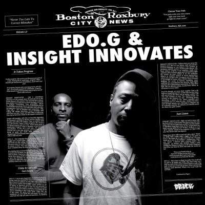 Edo. G & Insight Innovates - Edo. G & Insight Innovates