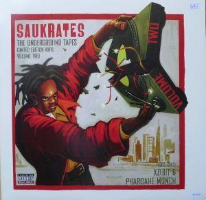 Saukrates - The Underground Tapes Vol. 2