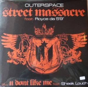 Outerspace - Street Massacre