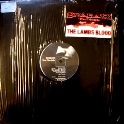 Shabazz The Disciple - The Lambs Blood