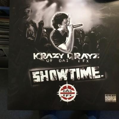 Krazy Drayz of Das EFX - Showtime