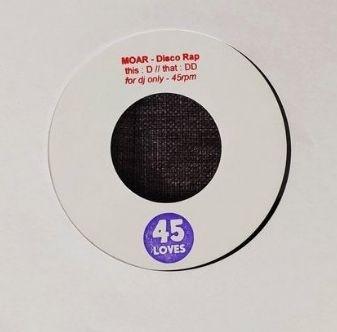 Moar - Disco Rap