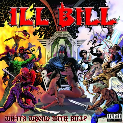 """Ill Bill - What's Wrong With Bill (3LP+7"""")"""