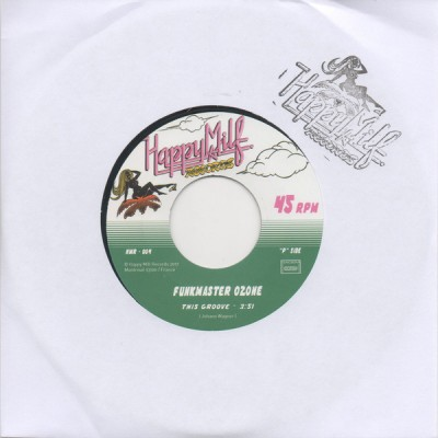 Funkmaster Ozone - This Groove