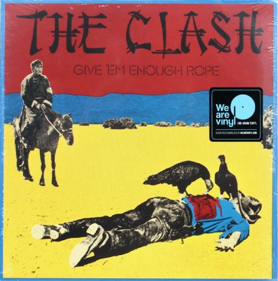 The Clash - Give 'Em Enough Rope