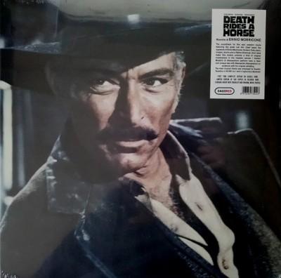 Ennio Morricone - Death Rides A Horse (Da Uomo A Uomo) (Original Motion Picture Soundtrack)