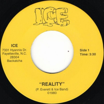 Ice - Reality / Hey, Hey