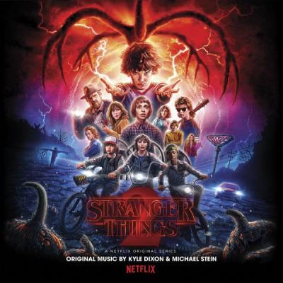 Kyle Dixon & Michael Stein - Stranger Things 2 (A Netflix Original Series)