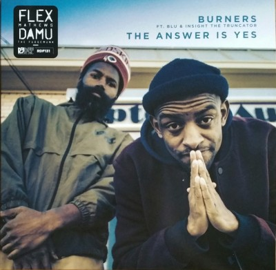 Flex Mathews - Burners / The Answer Is Yes