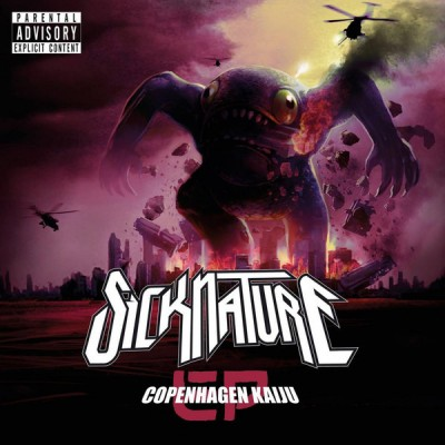 Sicknature - Copenhagen Kaiju