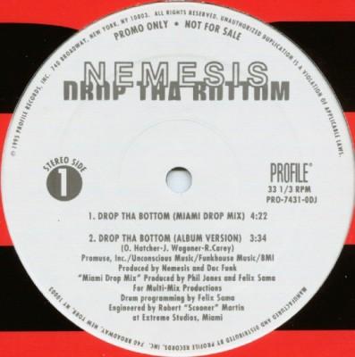 Nemesis - Drop Tha Bottom