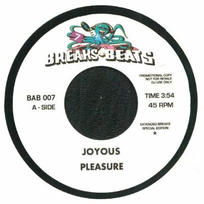 Pleasure - Joyous / Fire Eater