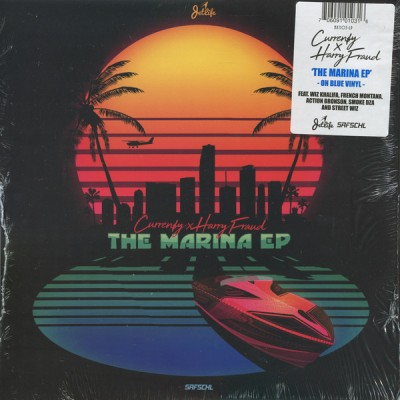 Curren$y - The Marina EP