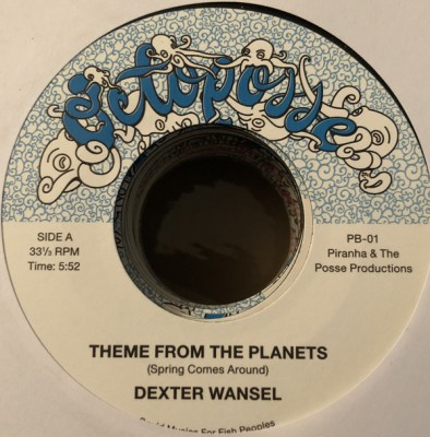 Dexter Wansel / Pleasure - Theme From The Planets / Bouncy Lady (Instrumental)