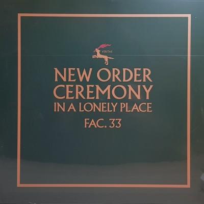 New Order - Ceremony