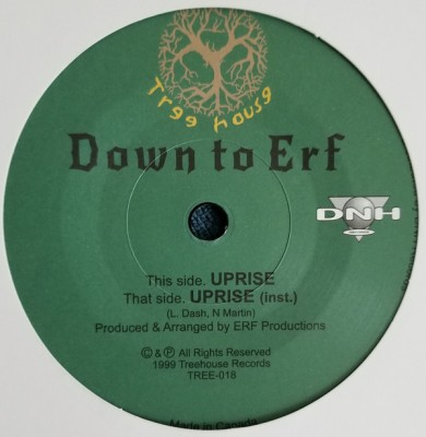 Down To Erf - Uprise