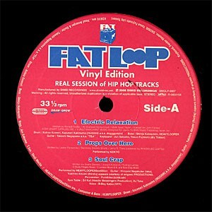 Various - Fat Loop - Vinyl Edition - Real Session Of Hip Hop Tracks