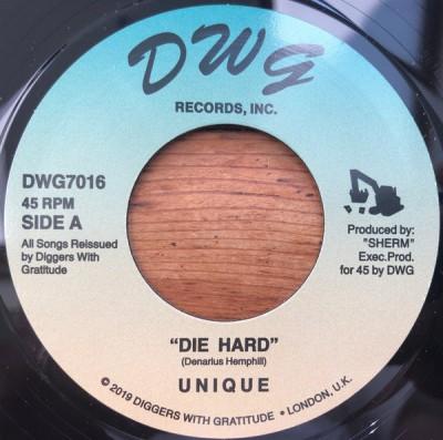 Unique - Die Hard / War Rap
