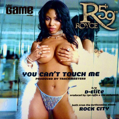 """Royce Da 5'9"""" - You Can't Touch Me / D-Elite"""