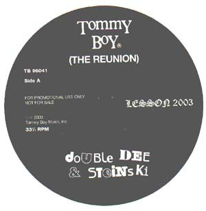 Double Dee & Steinski - The Reunion
