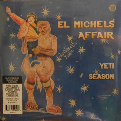 El Michels Affair - Yeti Season (Ltd. Blue VInyl)