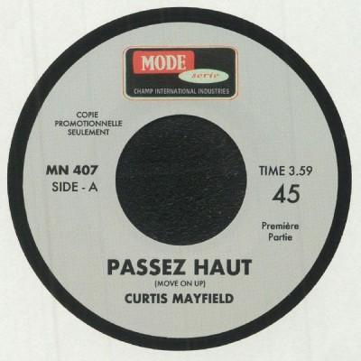 Curtis Mayfield - Passez Haut Part 1 & 2