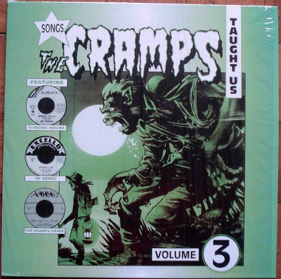 Various - Songs The Cramps Taught Us Volume 3